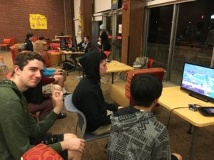 Student gaming
